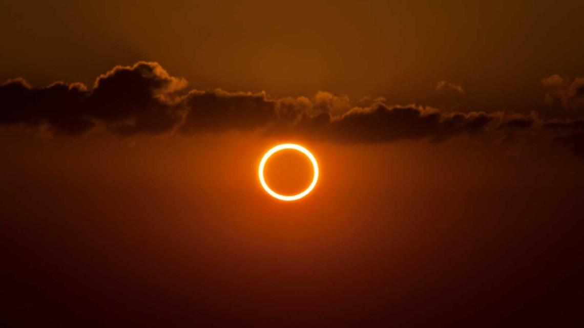 Eclipse do 'anel de fogo' de 2021: quando, onde e como ver o eclipse solar 10 de junho ?