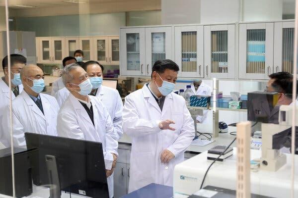 Novos relatórios indicam que vírus chinês foi desenvolvido em laboratório.