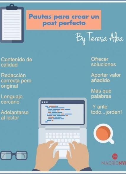 Pautas-para-crear-un-post-perfecto-Teresa-Alba-MadridNYC