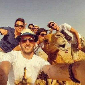 camelfie