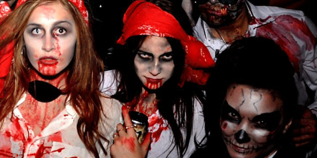 imagen snapchat geofilters post ideas para halloween