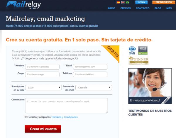 enviar-emails-mailrelay-crear-cuenta