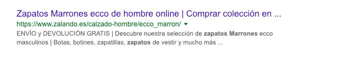 Ejemplo title mal consejos SEO-copywriting