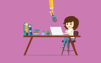 Imagen Entrevista cómo ser diseñador freelance