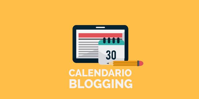 Imagen post crear calendario editorial para blog