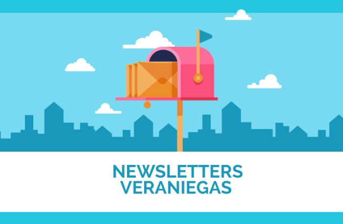 Imagen ideas de newsletters para verano