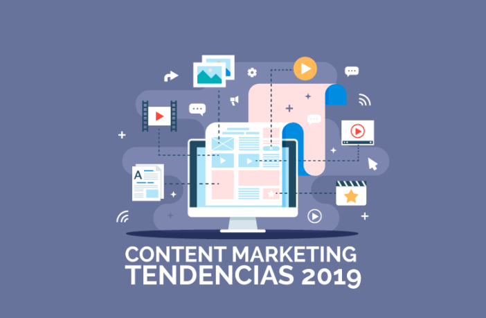 Imagen post tendencias en marketing de contenidos para 2019