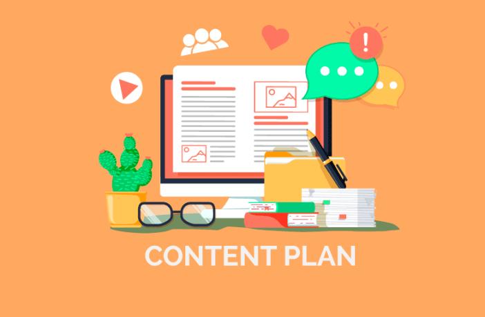 Imagen post plan de contenidos o content plan