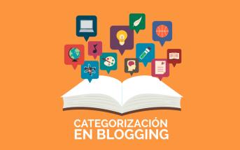 Imagen post sobre categorización de blog