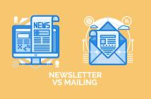 Imagen post diferencias newsletters y publicidad por correo
