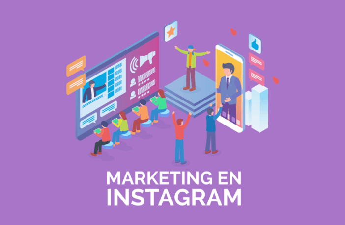 Imagen post marketing en Instagram