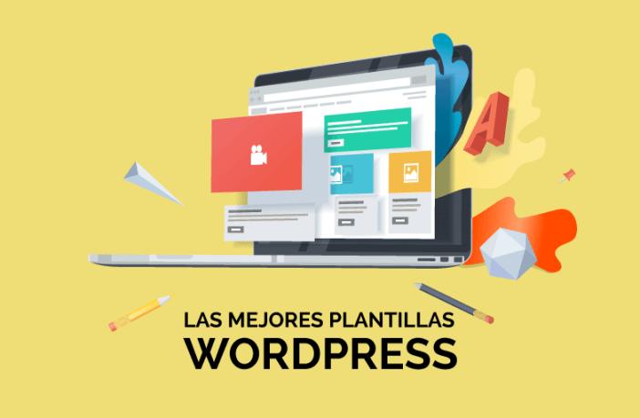 Imagen post las mejores plantillas WordPress