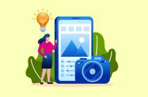 Fotografía profesional negocios online
