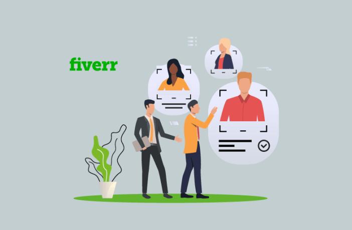 fiverr para contratar freelancers en español