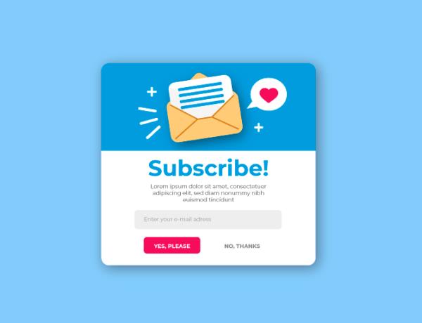 Ejemplos y tips para hacer un newsletter gratis