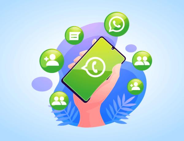 Cómo crear y unirse a un grupo de WhatsApp por enlace