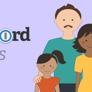 1Password Families