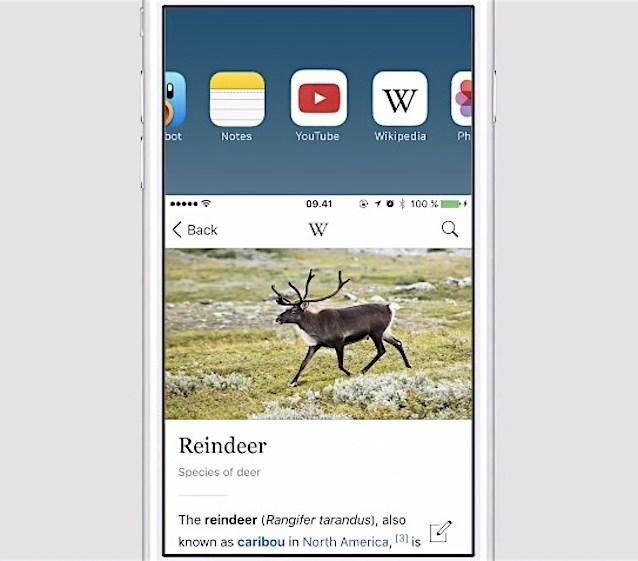 Concepto de iOS 11