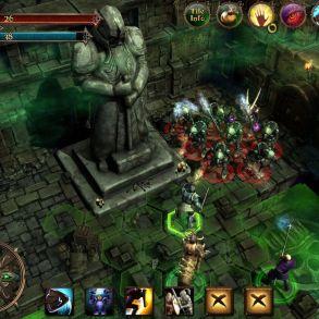 Demon's Rise iOS App Store