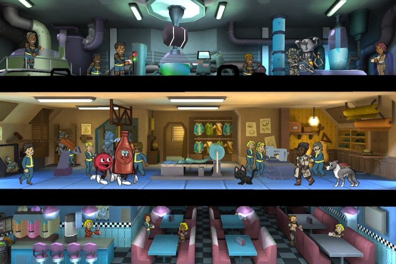 Fallout Shelter 1.7