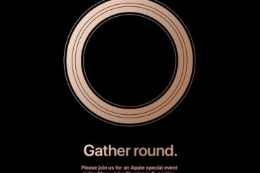 Gather Round - Evento Apple