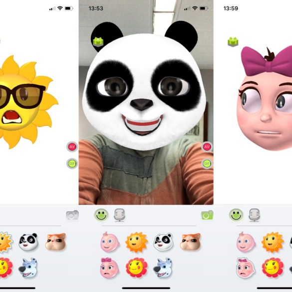 Happy Emoji AR - Animoji iPhone X