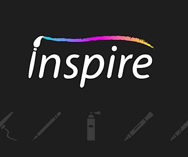 Inspire - app de dibujo para iOS
