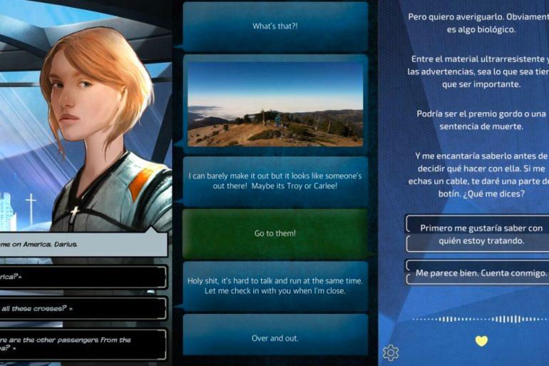 Listado de juegos conversacionales para iOS