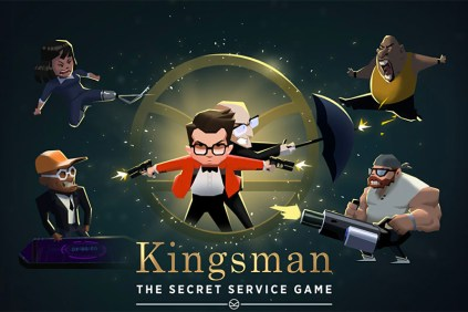 Kingsman - Juego para iPhone y iPad