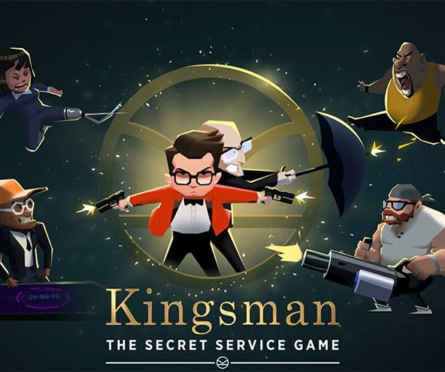 Kingsman - Juego para iPhone y iPad