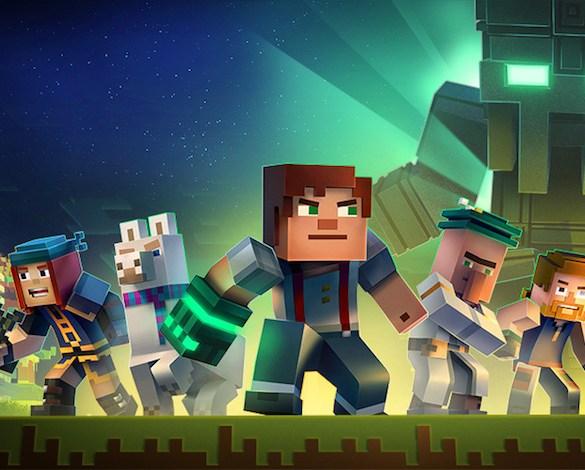 Minecraft Story Mode T2