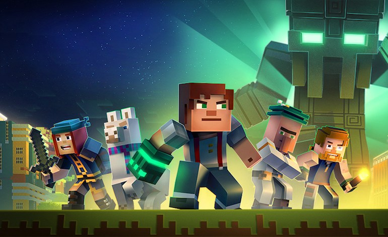 Minecraft Story Mode T2