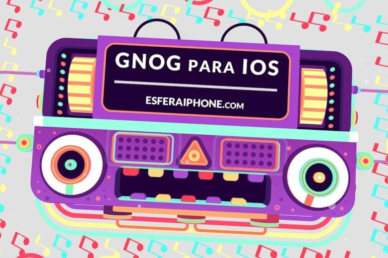 Juego de puzles GNOG para iOS