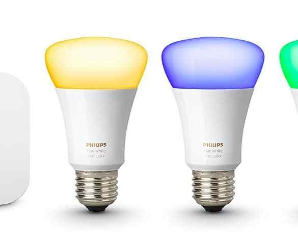 Philips Hue bombillas