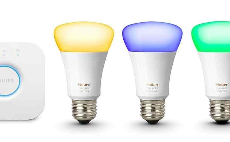 Philips Hue bombillas