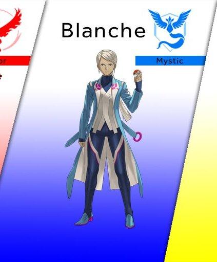 Pokémon GO líderes