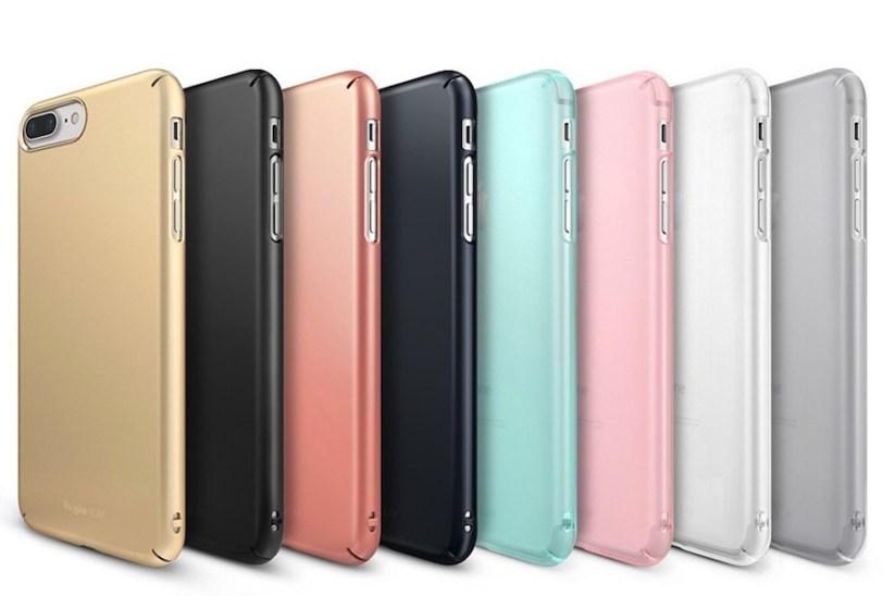 Fundas Ringke SLIM iPhone 7