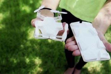 SELFLY - La funda para móviles con dron incorporado