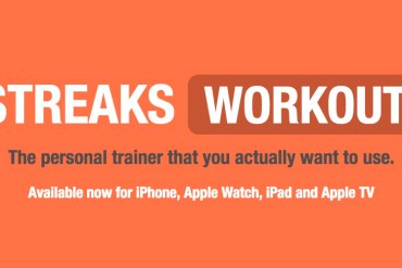Streaks Workout - Aplicación para hacer ejercicios en casa