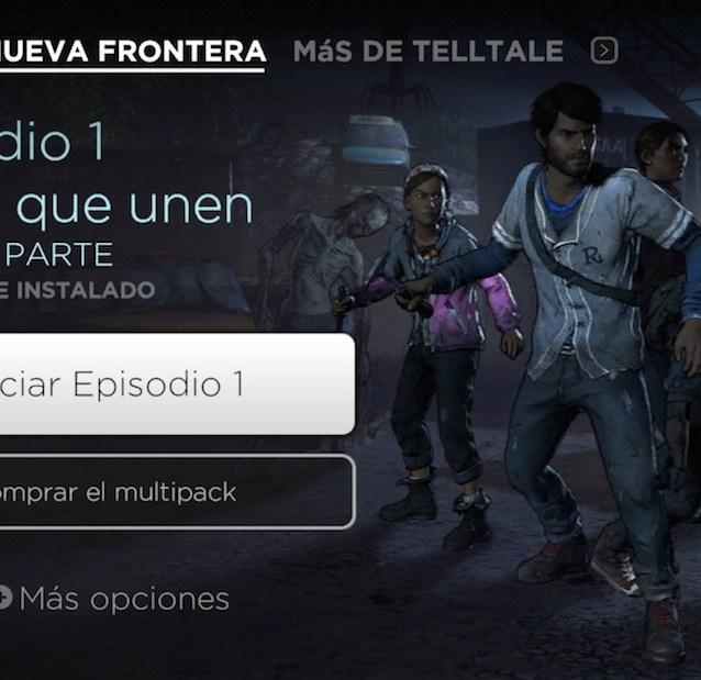 TWD A New Frontier