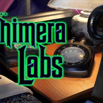 The Secret of Chimera Labs - room escape
