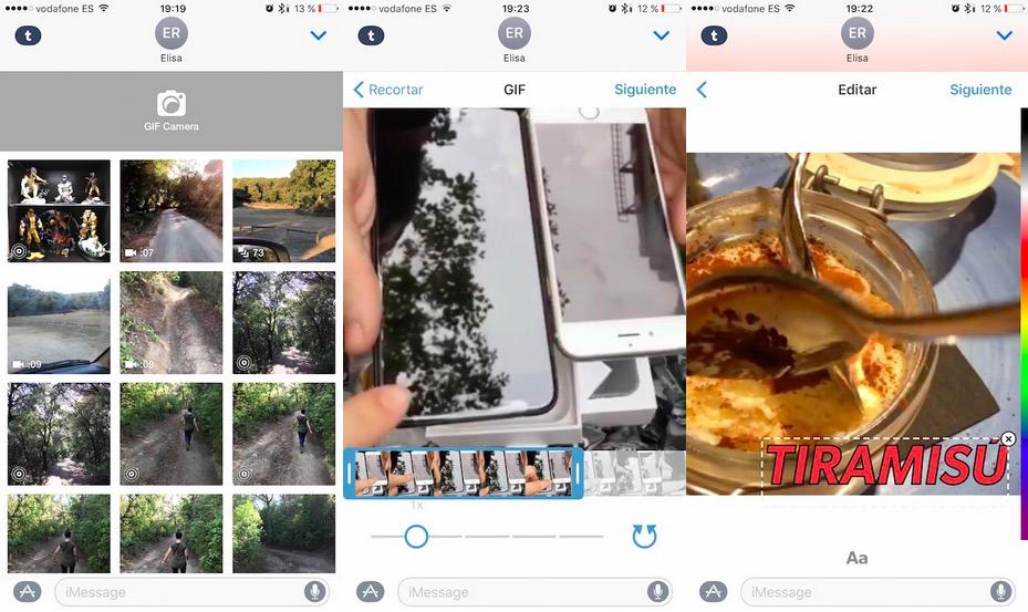 Tumblr iMessage GIF