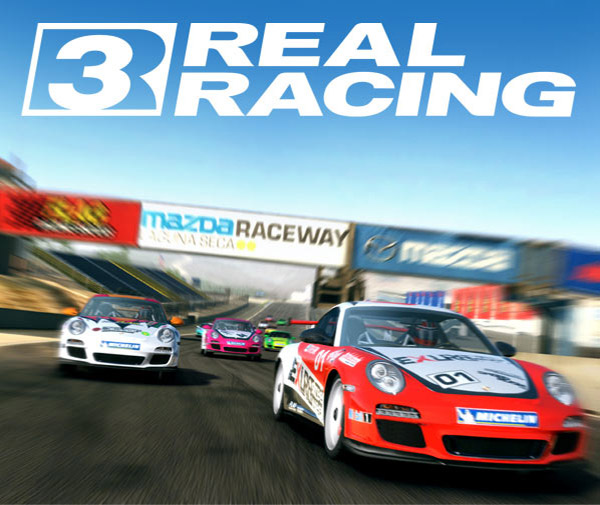 Upcoming Real Racing 3