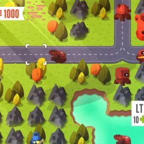 Warbits - Juego de estrategia por turnos para iPhone y iPad