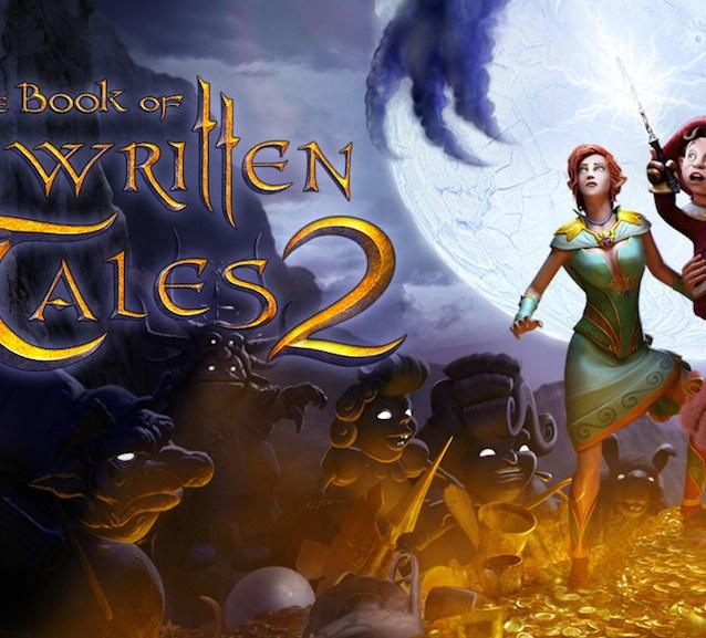 Book of Unwritten Tales 2 iPhone