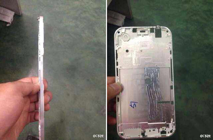 Carcasa Metálica iPhone