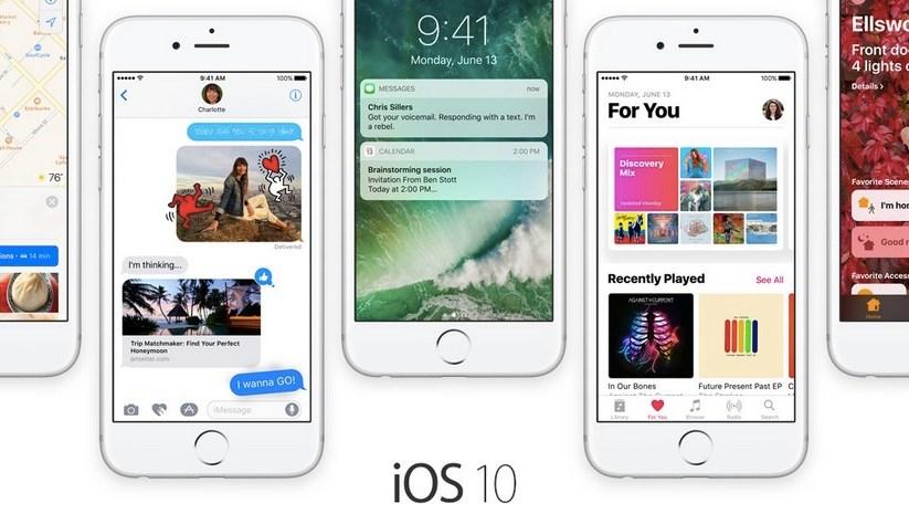 iOS 10 - Primeras impresiones