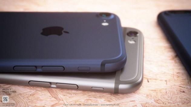 iPhone 7 Deep Blue 10