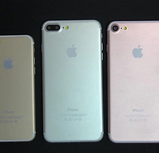 iPhone 7 mockups