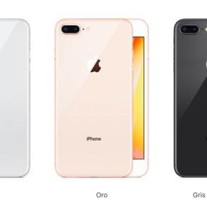 iPhone 8 Plus Reservar